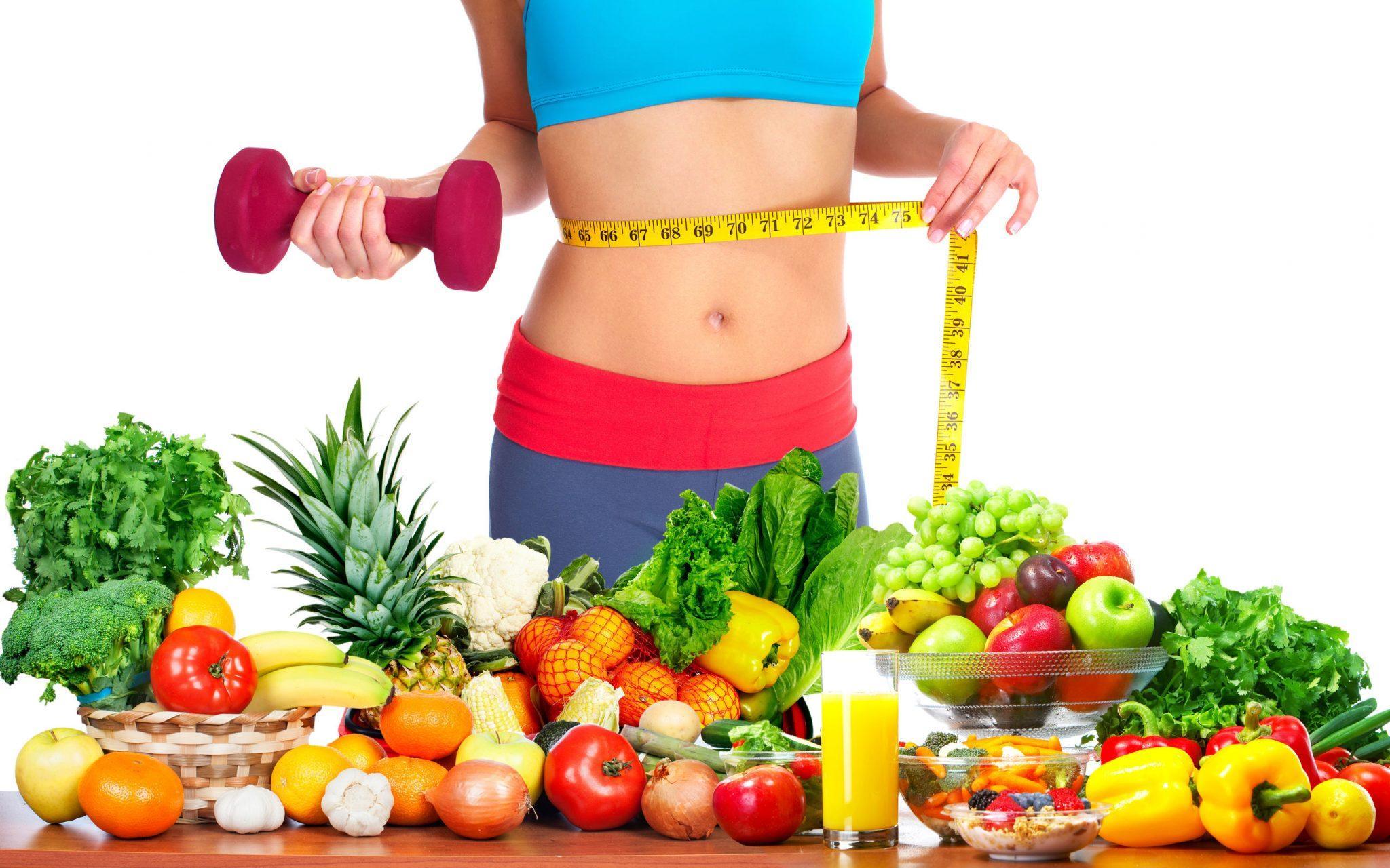 Kak правильно похудеть
