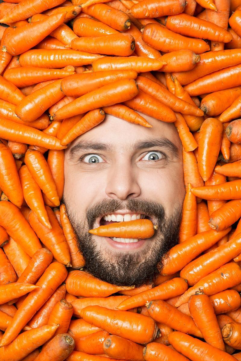 Смешная морковка картинка, винтажные незабудки