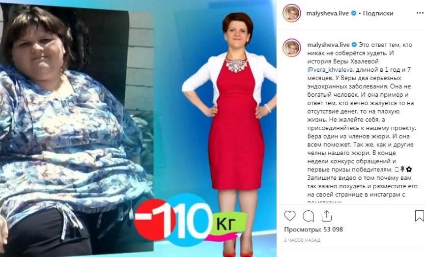 Малышева Лишние Килограммы Как Похудеть. Борьба с лишним весом с Еленой Малышевой